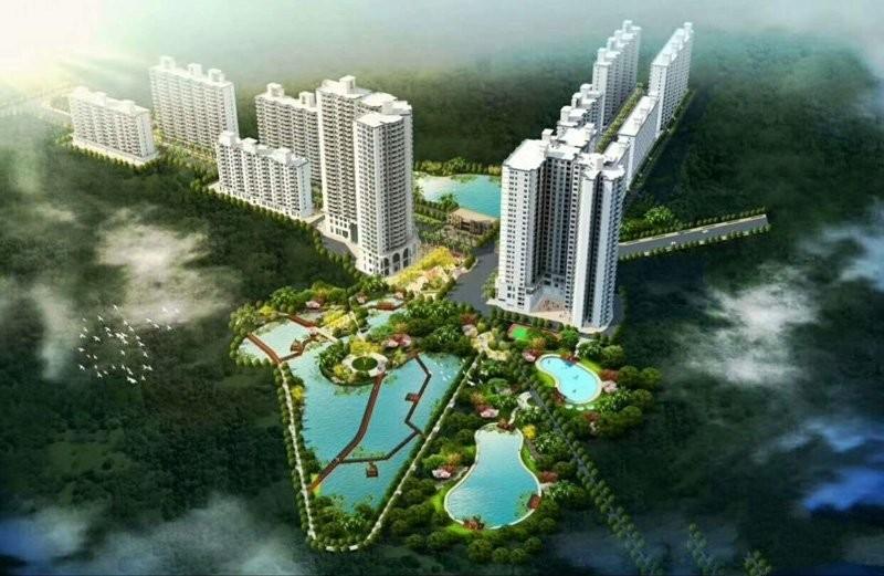 江畔锦城预计2020年12月底C栋交房