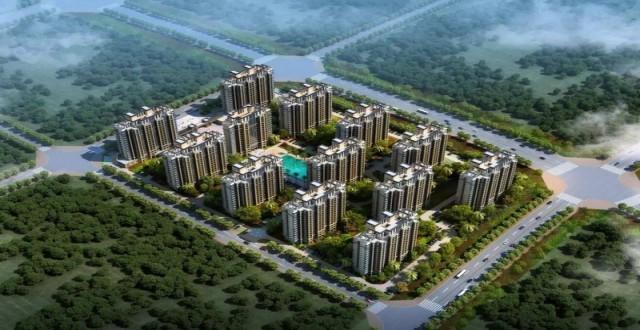 新合鑫观悦城不定时推特价 目前在售建面约108㎡和118㎡三房