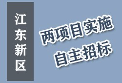 海口江东新区又有两项目实施自主招标