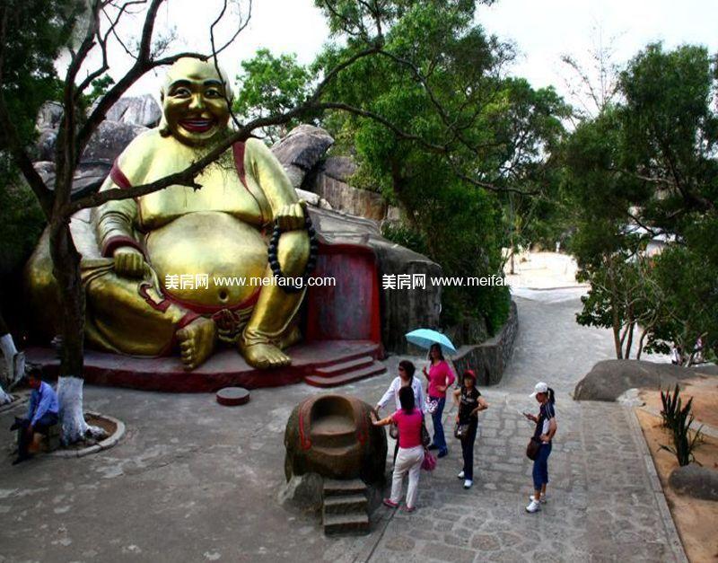 龙憩园中园 周边配套:东山岭