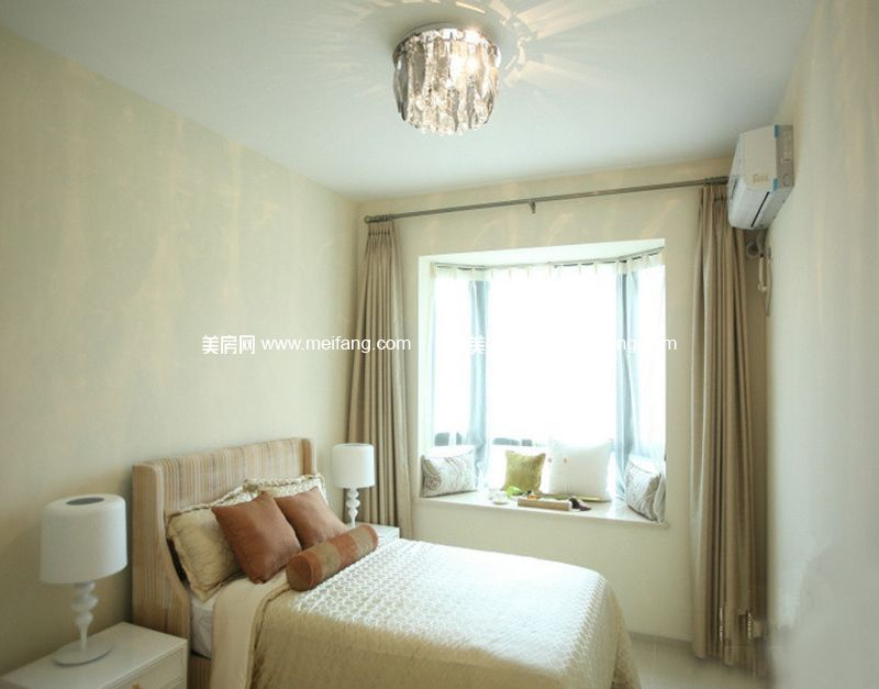 万宁国瑞城 样板间:卧室
