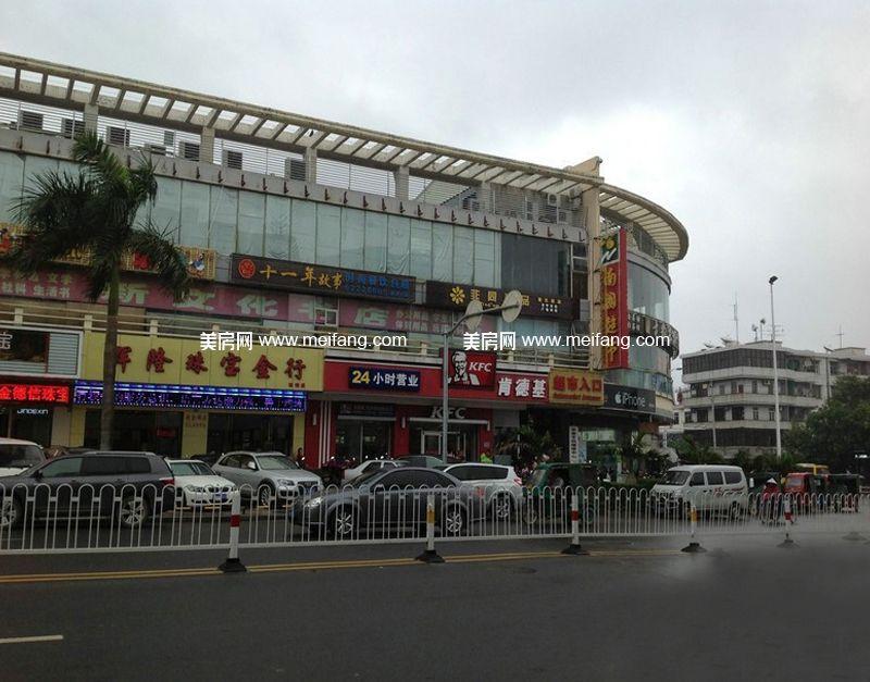 万宁国瑞城 周边配套:街景