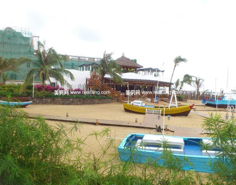 龙栖湾波波利海岸 社区配套:波波利私家沙滩吧