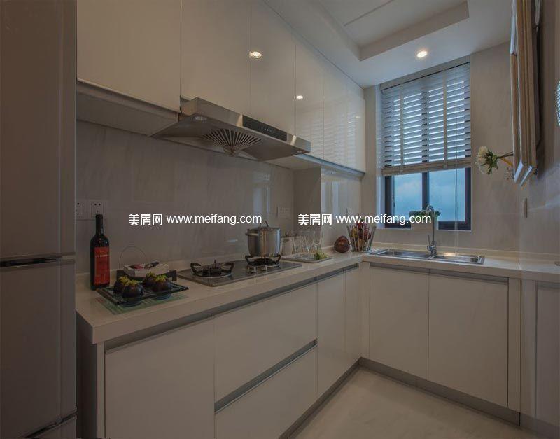 滨海新天地 A户型样板间:厨房