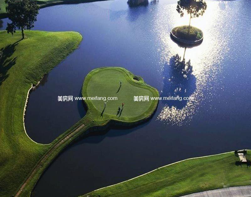 滨海新天地 周边配套:西海岸高尔夫球场