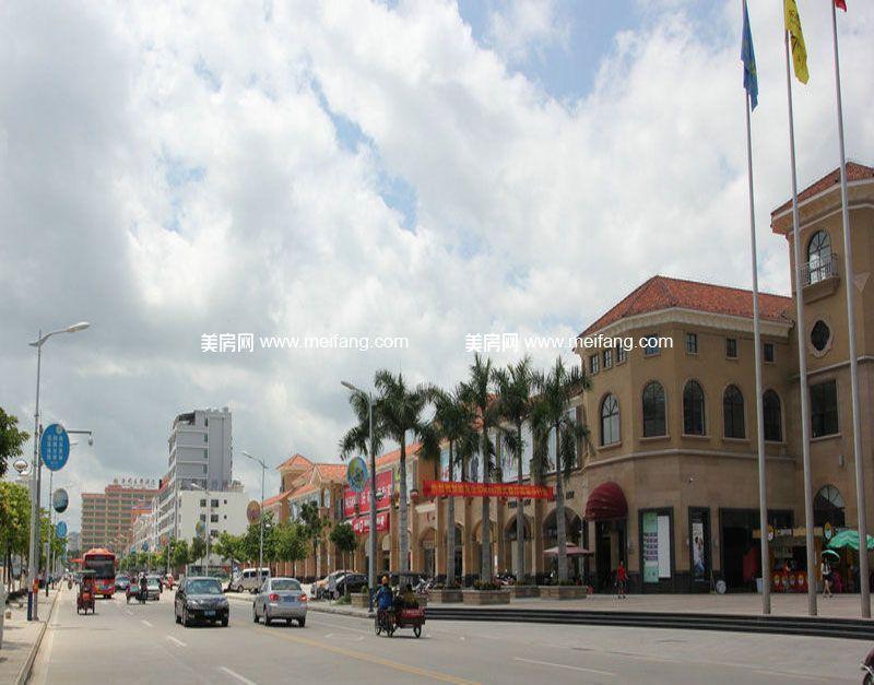 兴业福苑 周边配套:左街道