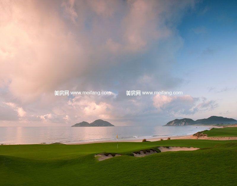 隆源神州半岛实景图