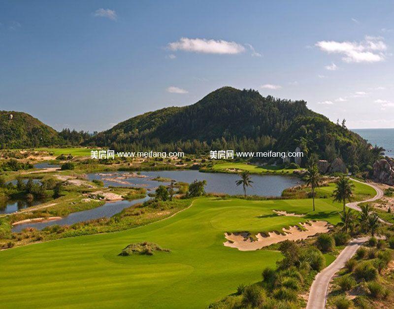 隆源神州半岛 实景图