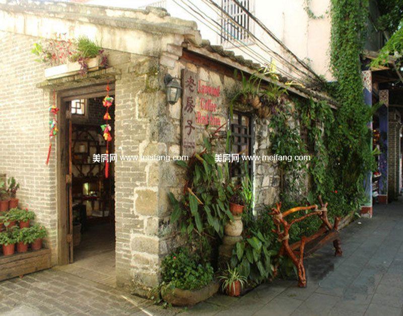 山海和湾 周边配套:博鳌周边老房子咖啡屋