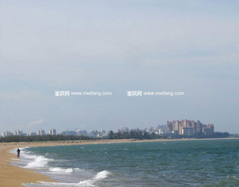 山海和湾 周边配套:玉带滩