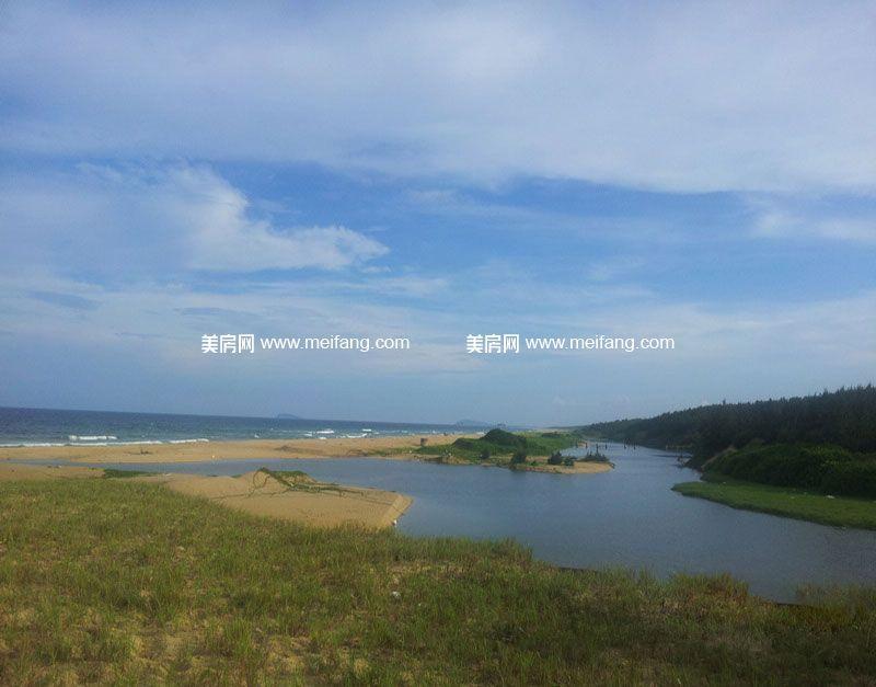 山海和湾 项目周边山根湾实景