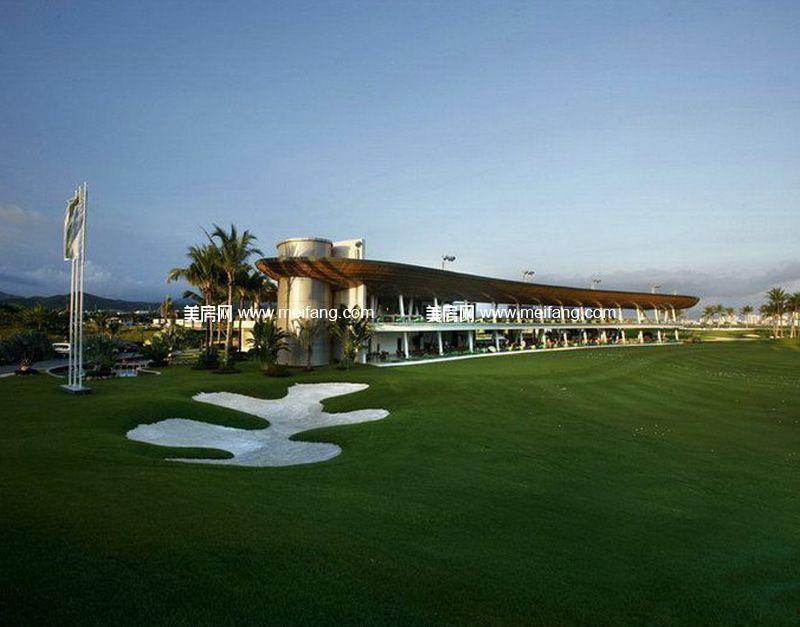 海岸名都 周边配套:国际高尔夫球场