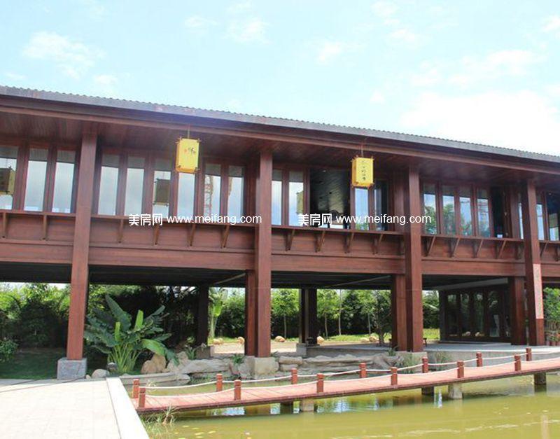 南枫禅墅实景图