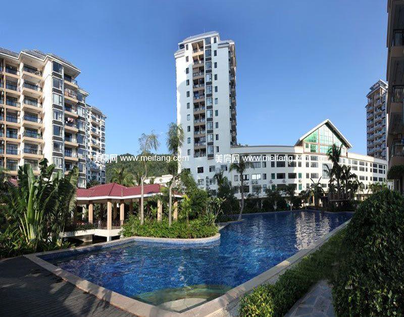 汇丰国际度假公寓实景图