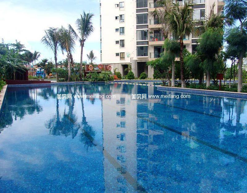 汇丰国际度假公寓 实景图