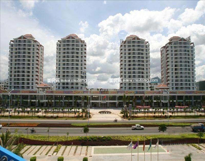 汇丰国际度假公寓 外景图