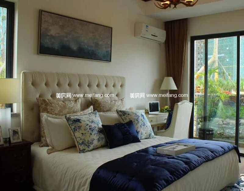双大山湖湾 样板间:卧室