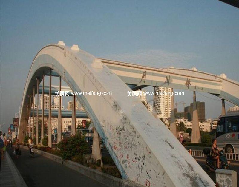 汇丰国际度假公寓 周边--月川桥