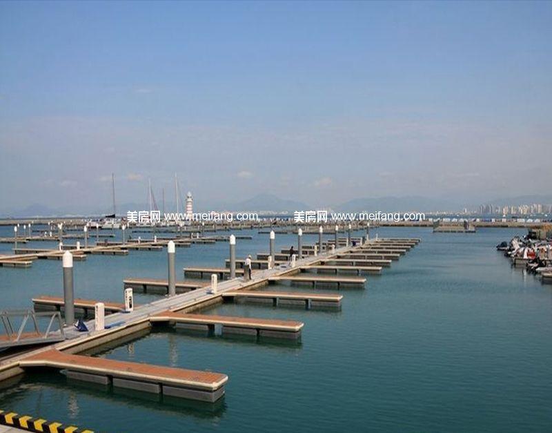 中信半岛云邸 周边配套:国际帆船港