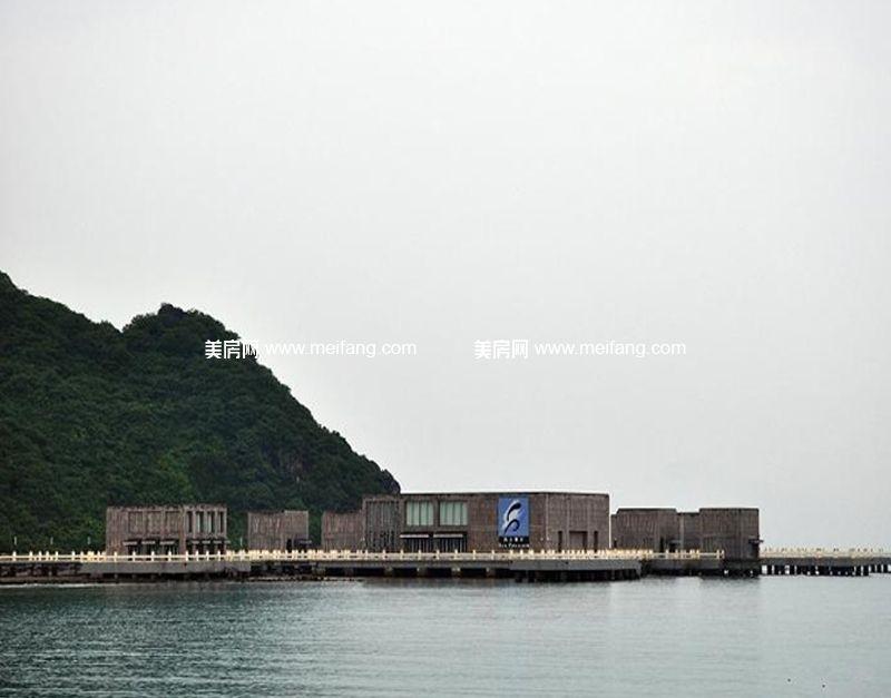 中信半岛云邸 周边配套:海上餐厅