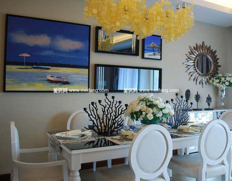 夏威夷海岸 样板间:客厅
