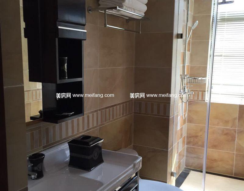 龙憩园中园 C1户型样板间:卫生间