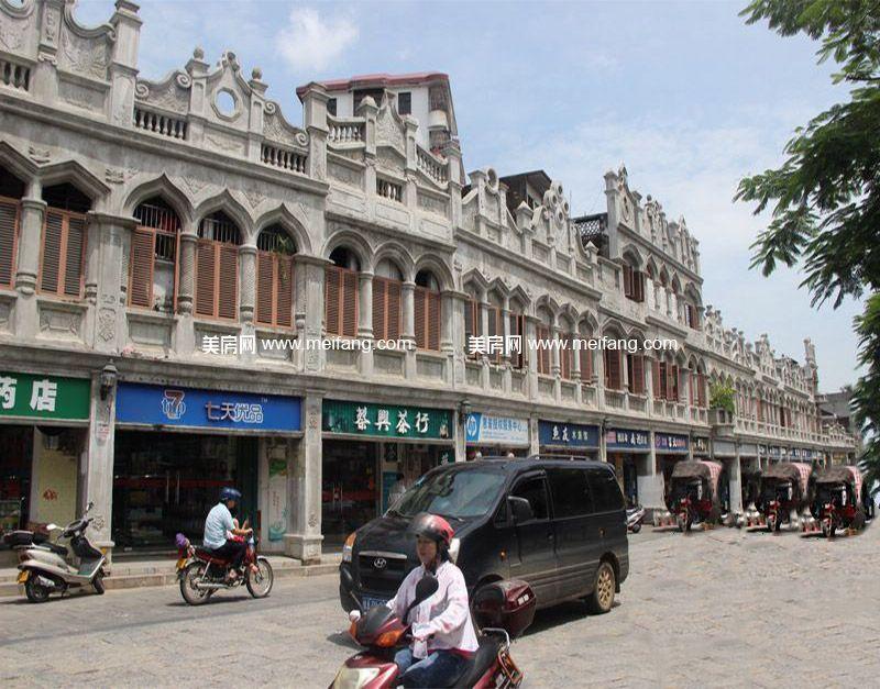 平海美龄湾 周边配套:文昌老街