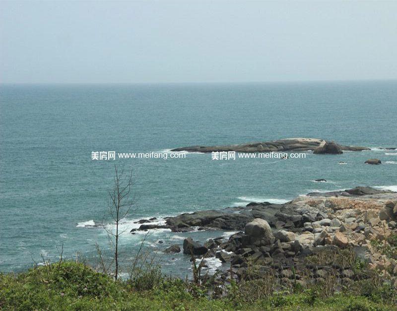 平海美龄湾 周边配套:石头公园