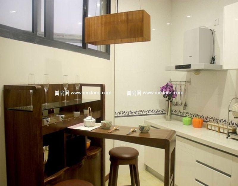 平海美龄湾 样板间:厨房