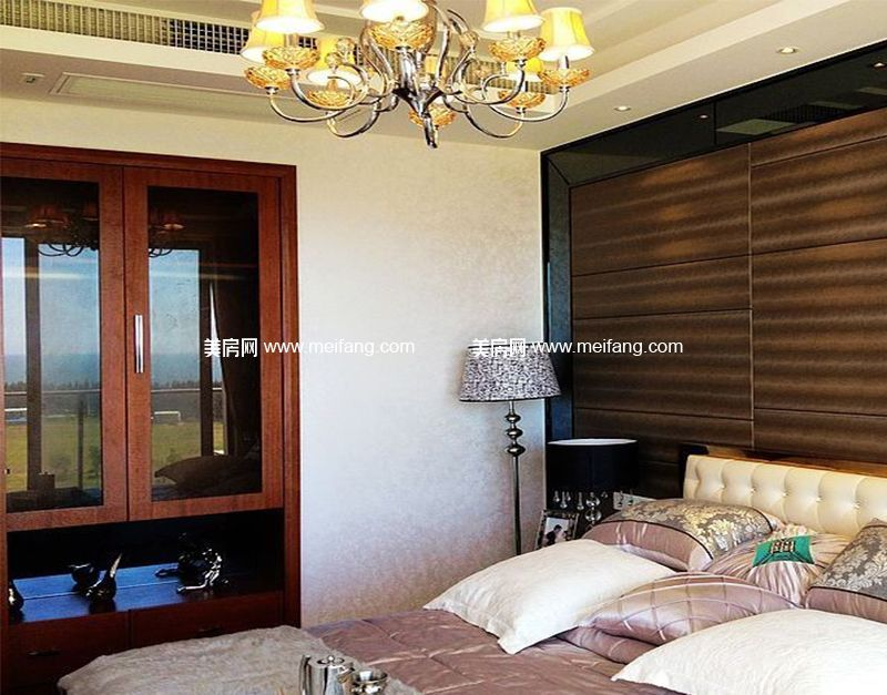 博鳌印象 样板间:卧室