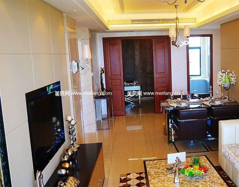 博鳌印象 样板间:客厅
