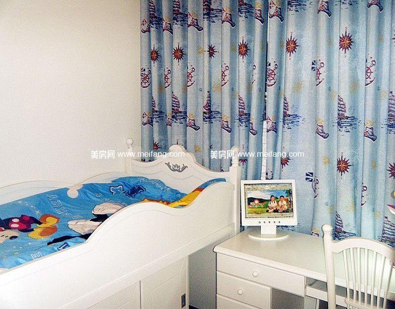 四季春城温泉谷 A户型样板间:卧室
