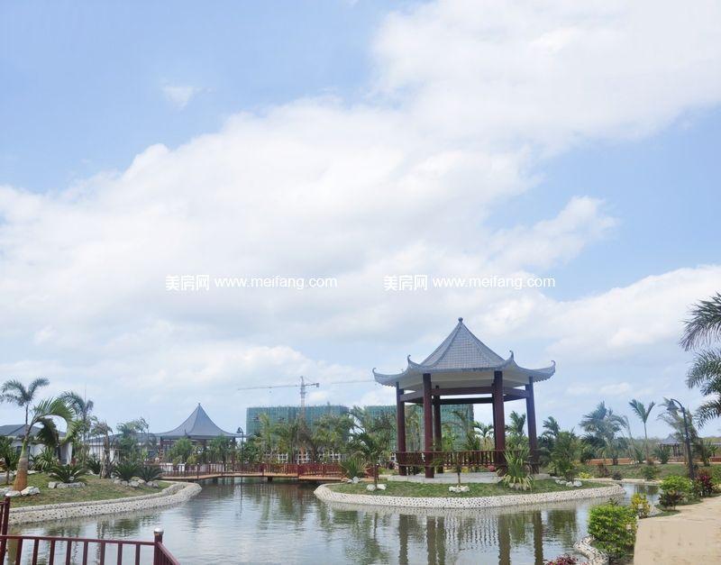台湾风情小镇社区实景