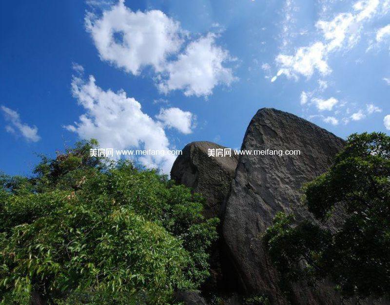 台湾风情小镇 周边配套:济公山旅游度假区