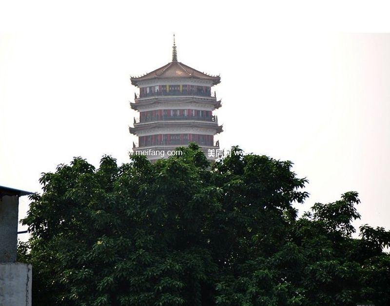 台湾风情小镇 周边配套:金山寺