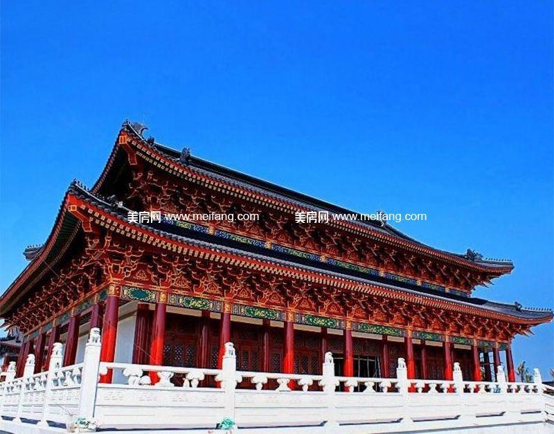 台湾风情小镇 周边配套:永庆寺