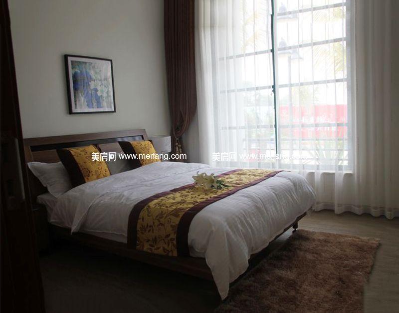 台湾风情小镇 样板间:卧室