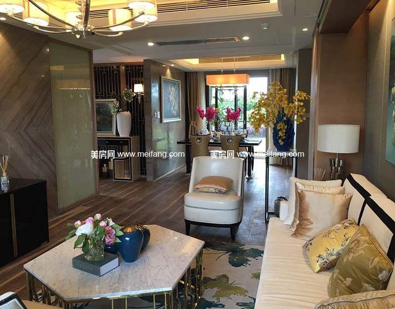 滨海新天地 样板间:客厅