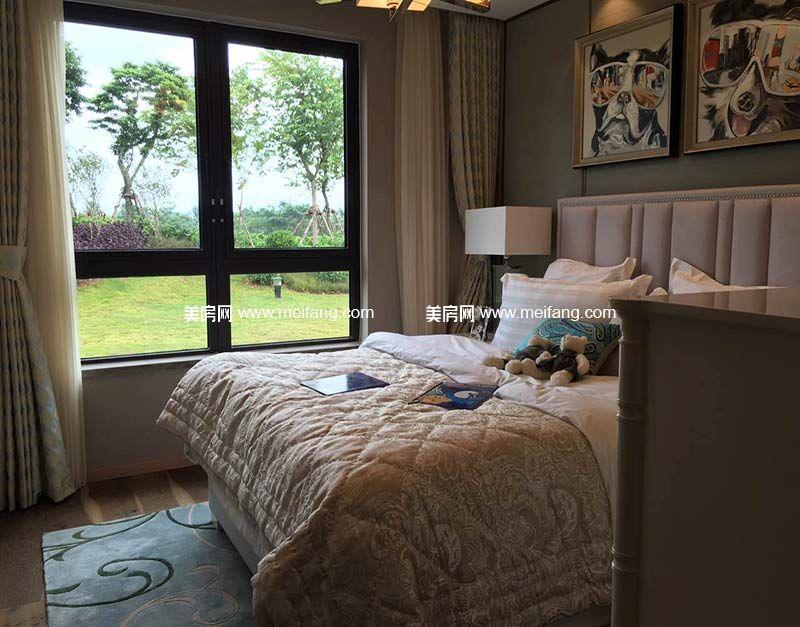 滨海新天地 样板间:卧室