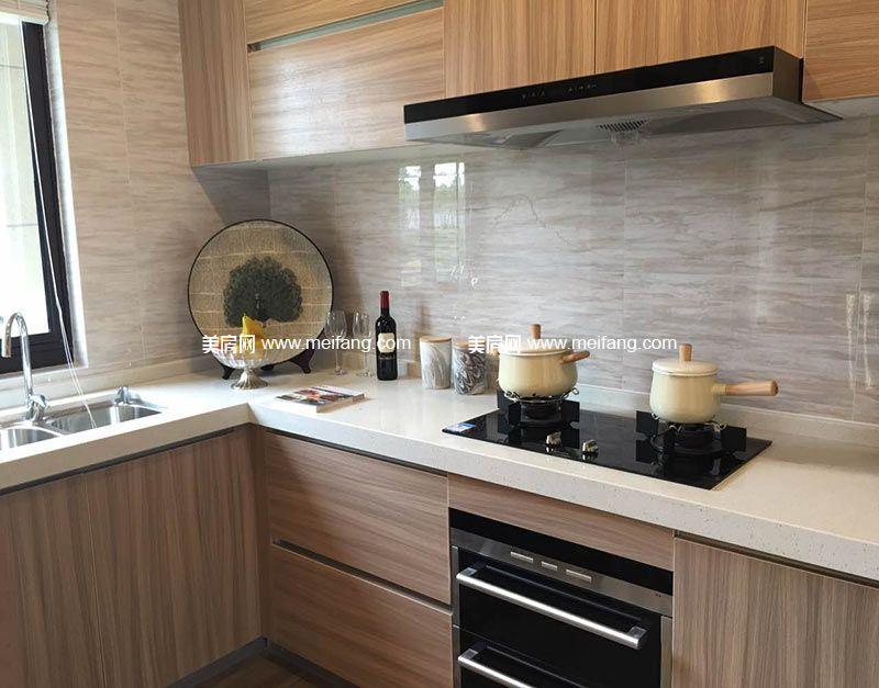 滨海新天地 样板间:厨房