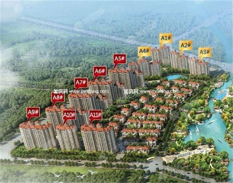 万宁国瑞城 规划图