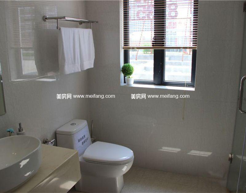 珍珠名邸 户型A样板间:卫生间