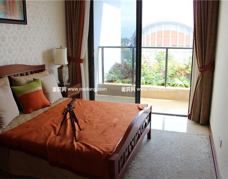 珍珠名邸 户型C样板间:卧室