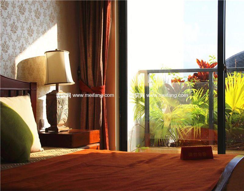 珍珠名邸 样板间:卧室