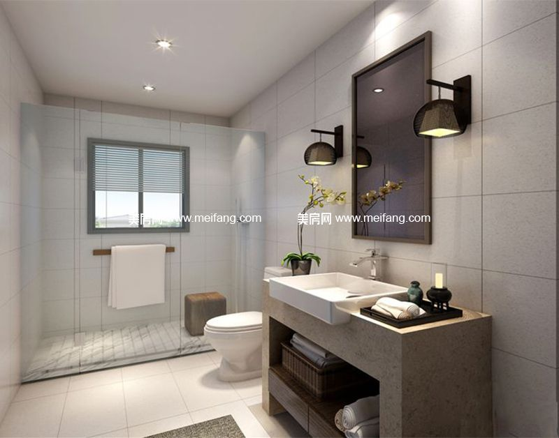 珍珠名邸 样板间:浴室