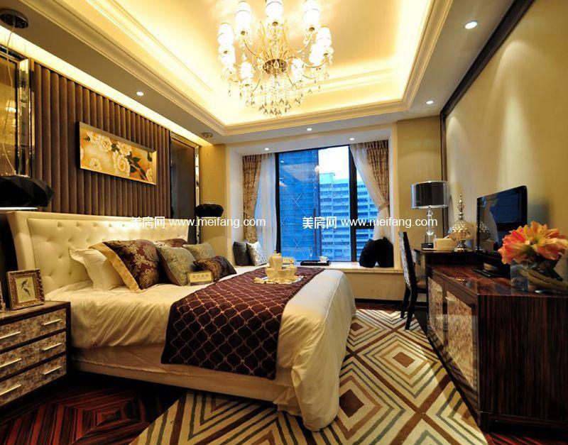 天伦誉海湾 样板间:卧室
