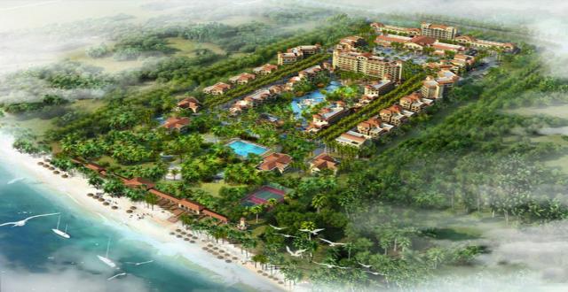 海南亚泰温泉海岸