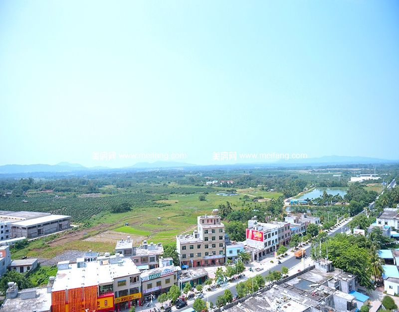 珍珠湾风情小镇社区周边风景图