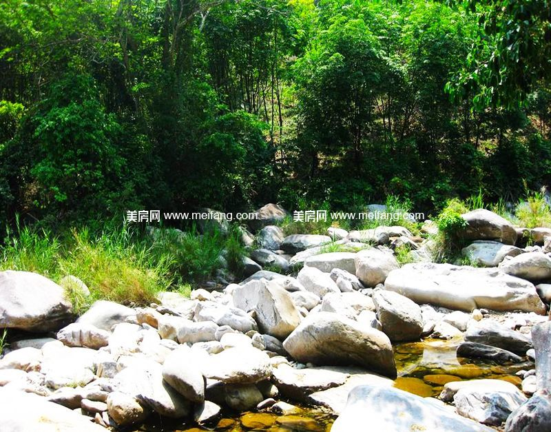 龙溪雅居 周边配套:佳西自然保护区