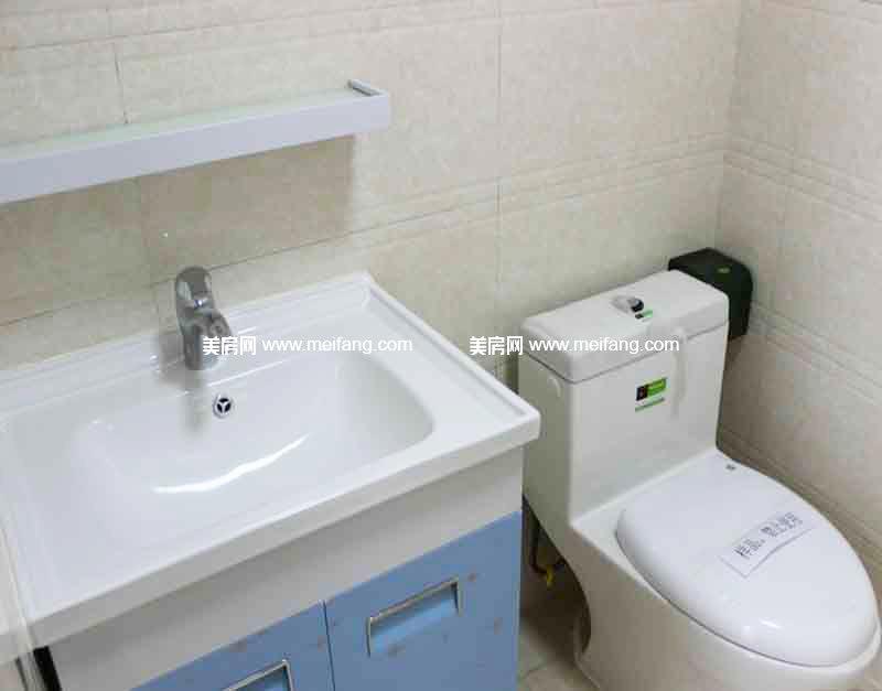 龙溪雅居 样板间:卫生间